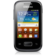Samsung Galaxy Pocket Plus, Svart (S5301)