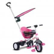 Tricicleta 3 in 1 Charm Plus Roz Fisher Price