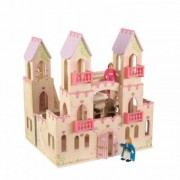 Casuta Pentru Papusi Have Fun Happy Children - Princess Castle
