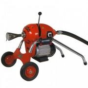 Električni čistač cevi Womax 50-200 mm