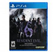 PS4 Juego Resident Evil 6 Para PlayStation 4