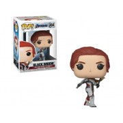 MARVEL Figura FUNKO Pop Marvel Avengers Endgame Black Widow Team Suit
