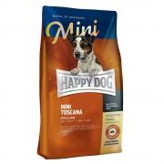 Happy Dog Supreme Sensible 4kg Mini Toscana Happy Dog Supreme Sensible Hundfoder