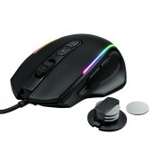 Mouse, TRUST GXT 165 Celox, Gaming, USB, Black (23092)