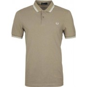Fred Perry Polo Beige H04