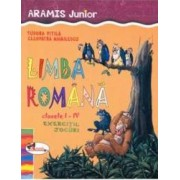 Limba romana clasele I-IV - Exercitii jocuri - Tudora Pitila Cleopatra Mihailescu