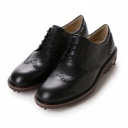 エコー ECCO MEN'S GOLF LUX (Black) メンズ