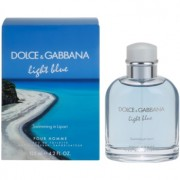 Dolce & Gabbana Light Blue Swimming in Lipari eau de toilette para hombre 125 ml