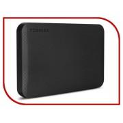 Жесткий диск Toshiba Canvio Ready 4Tb Black HDTP240EK3CA