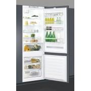 Combina frigorifica incorporabila Whirlpool SP40 801 EU, 400 l, 6th Sense Fresh Control, A+, L 70 cm, H 193.5 cm