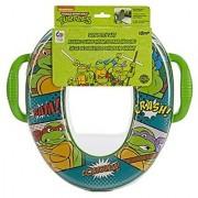 Nickelodeon Teenage Mutant Ninja Turtles Team Turtles Soft Potty Seat Green