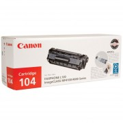 Cartucho Toner Canon CAN-TO-104-Negro