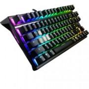 Клавиатура MSI VIGOR GK70, гейминг, LED подсветка, черна, USB