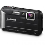 Panasonic Digital Camera Lumix DMC-FT30 16.1 Megapixel Black