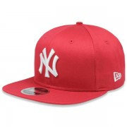 NEW ERA GORRA NE 950 OF YANKEES BASIC SCARLET MX OSFA