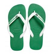 Havaianas Slippers Flipflops Brasil Layers Groen