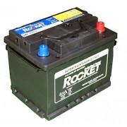 Rocket 55Ah 12V autó akkumulátor 55559 jobb+ (+AJÁNDÉK!)