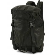 Sandqvist Elliot Nappa Leather Backpack Black