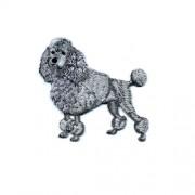Brodyrmärke Pudel/Poodle