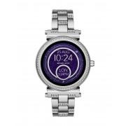 レディース MICHAEL KORS ACCESS Sofie Touchscreen Smartwatch スマートウォッチ シルバー
