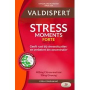 Valdispert Stress Moments Extra Sterk Tabletten