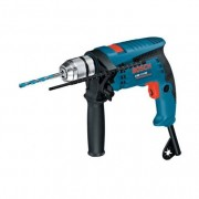 Bosch Taladro Percutor 600W 13 Mm Gsb13Re Rev. Electronico Bosch