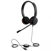 Слушалки Jabra Evolve 20 MS Stereo USB - Special Edition, 4999-823-309