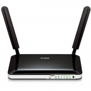 Router D-Link DWR-921, WAN: 1xEthernet + 1x3G/4G, WiFi: 802.11n-150Mbps