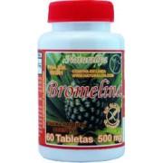 Bromelina 500 mg 60 Tabletas