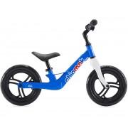 Dječji bicikl bez pedala ChipMunk magnezij plavi