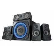 SPEAKER, TRUST GXT 658 Tytan, 5.1 Surround Speaker System, 90W RMS (21738)