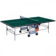 Тенис маса S3-46e, зеленa, Sponeta, SPO-S3-46e