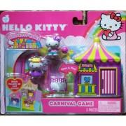 Sanrio Hello Kitty World Playset - CARNIVAL (5 Pieces)