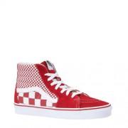 VANS Sk8-Hi MTE sneakers rood/wit