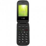 DORO 2404 Dual sim Black 2.4 0.3 Mpix