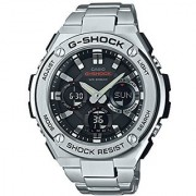 Casio G-Shock Analog-Digital Black Dial Mens Watch-Gst-S110D-1Adr (G604)