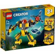 LEGO Creator Robot subacvatic 31090