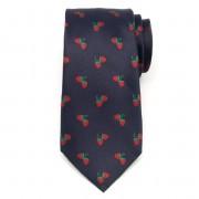 Férfi klasszikus nyakkendő (minta 349) 7164 selyem