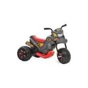 Moto Elétrica Infantil Bandeirante XT3 - EL 6V - Grafite