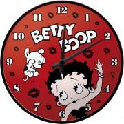 Ceas de perete - Betty Boop - Ø31 cm