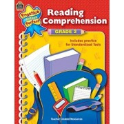 Reading Comprehension Grade 2, Paperback/Teacher Created Resources