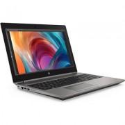"""HP ZBook 15 G6 - Windows 10 Professionnel 64,15,6"""" FHD,NVIDIA® Quadro® T1000,i7, 16Go, 512Go SSD"""