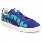 Puma Suede Classic + Big Logo Men's Canvas