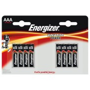 Energizer AAA LR03 elem 8db-os csomagban