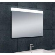 Wiesbaden Single dimbare LED condensvrije spiegel 800x600