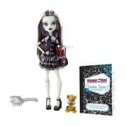 Monster High - Frankie Stein + Uno Monster High