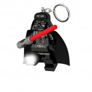 LGL-KE121B Breloc cu lanterna LEGO Star Wars Darth Vader cu sabie laser