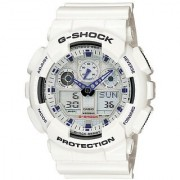 Casio G-Shock Analog Multi-Color Dial Unisex Watch - GA-100A-7ADR (G274)
