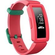 Fitbit Ace 2, dinnyepiros/ zöldeskék csat