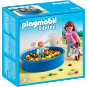 Playmobil City Life, Piscina cu bile